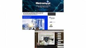 Foto de Metromeet 2021 reafirma su posición internacional como evento de metrología