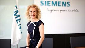 Foto de Ana Campón Alonso asume la dirección financiera de Siemens Digital Industries en España y Portugal