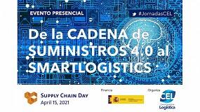 Foto de Miebach participará en la jornada 'De la cadena de suministro 4.0 al smart logistics', organizada por el CEL