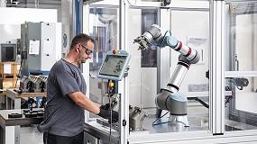 Foto de Siemens e Universal Robots desenvolvem uma biblioteca para integrar os cobots UR na plataforma TIA Portal