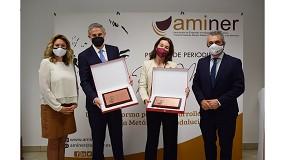 Foto de Eduardo Barba gana el I Premio de periodismo 'Paco Moreno' sobre minería metálica andaluza de Aminer