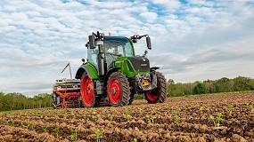 Foto de Más de 2.400 tractores agrícolas matriculados en el primer trimestre