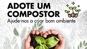 Foto de Ecolezíria distribui 7500 compostores domésticos