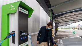 Foto de Mercadona e Iberdrola unem-se em todo da mobilidade elétrica em Portugal