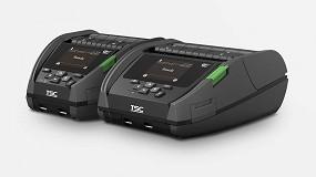 Foto de TSC Printronix Auto ID lanza sus impresoras moviles Alpha-30L & Alpha-40L
