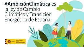 Foto de El Congreso aprueba el Proyecto de Ley de cambio climático y transición energética