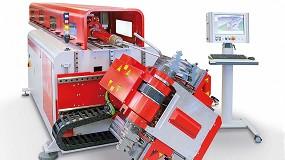 Foto de Las curvadoras de tubos CNC totalmente automáticas 't bend' satisfacen las más altas exigencias