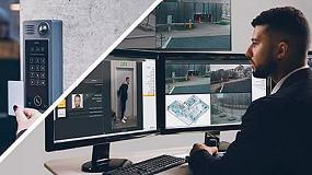 Foto de AXIS Camera Station Secure Entry: sistema unificado de videovigilancia y control de acceso