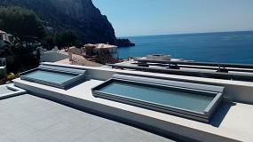 Foto de Zerosol, protección solar horizontal 100% adaptable