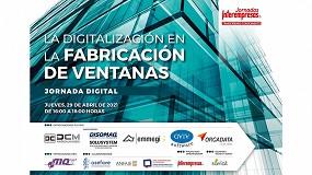 Foto de Interempresas convoca la jornada digital 'La digitalización en la fabricación de ventanas'