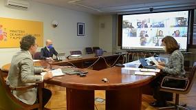 Foto de El Ministerio incide en la creación de valor para el futuro de las explotaciones lácteas