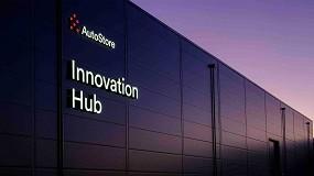 Foto de AutoStore desvela un hub de innovación de tecnología robótica