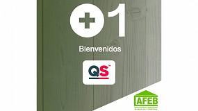 Foto de QS Adhesivos se incorpora a AFEB como nuevo asociado
