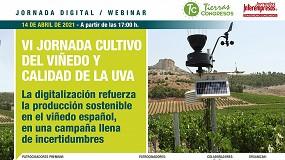 Foto de Digitalización y adaptación al mercado, los principales desafíos del sector vitivinícola español