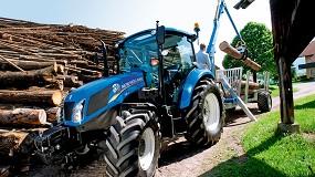 Foto de Las matriculaciones de tractores y maquinaria agrícola se disparan en el primer trimestre en Italia