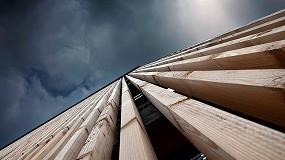 Foto de UVa y Cesefor estudiarán la utilización de la madera en edificios de media y gran altura en regiones de España, Francia y Portugal