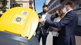 Foto de Llanera se convierte en el primer municipio asturiano que apuesta por Reciclos, el sistema que recompensa por reciclar
