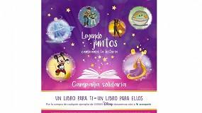Foto de Libros Disney lanza su campaña solidaria para fomentar la lectura infantil