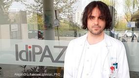 Foto de El cacereño Alejandro Pascual obtiene el Premio Syva a la Mejor Tesis Doctoral