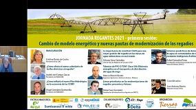 Foto de El IV Encuentro de CCRR desglosó algunas de las claves del futuro del regadío español