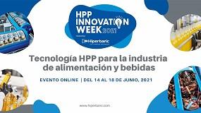 Foto de HPP Innovation Week, el referente de altas presiones para la industria alimentaria y de bebidas