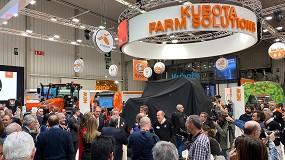Foto de Kubota y Kverneland Group no participarán en FIMA 2022 y priorizan su presencia en Agritechnica