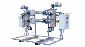 Foto de Filtros autolimpiantes de Euspray desde 40 hasta un máximo de 4.000 micras