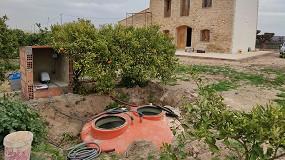 Foto de Soluciones de depuración de aguas residuales en núcleos rurales