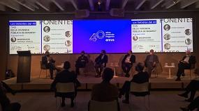 Foto de Los arquitectos debaten sobre la 'I+D en la vivienda pública de Madrid'