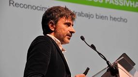 Foto de Entrevista a Bruno Gutiérrez Cuevas, presidente de la Plataforma de Edificación Passivhaus