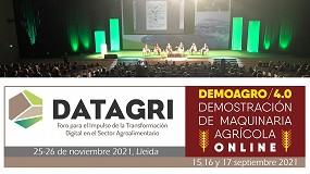 Foto de Datagri y Demoagro quieren crear la mayor comunidad agrotech del sur de Europa