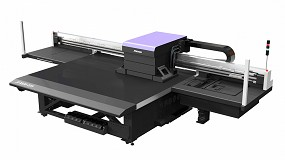 Foto de Mimaki refuerza su gama de impresoras inkjet planas UV LED con dos incorporaciones
