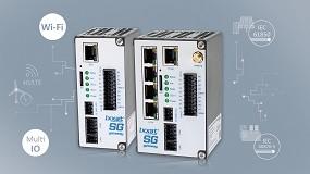 Foto de Os Ixxat Smart Grid Gateways possibilitam a ligação de sensores de Wi-Fi e IO a redes de energia