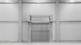 Foto de EFA-SST-Secure, la nueva puerta de seguridad de Efaflex
