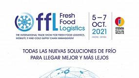 Foto de IFEMA Madrid lanza Fresh Food Logistics, el nuevo evento internacional especializado en soluciones para la cadena de frío alimentaria