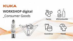 Foto de Kuka organiza un workshop sobre automatización en el sector de consumer goods
