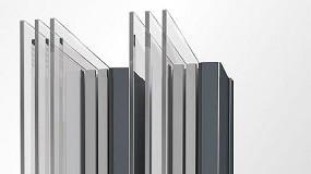 Foto de Porta de correr elevadora 85 mm de profundidade de perfil (ficha de produto)