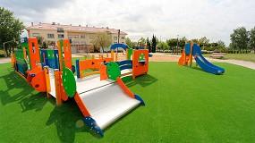 Foto de Illescas, Toledo, continúa renovando las áreas de juego infantil de sus parques