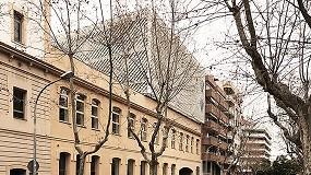 Foto de Vidresif en dos proyectos emblemáticos de Barcelona