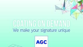 Foto de AGC apresenta um novo serviço destinado a arquitetos: Coating on Demand