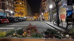 Foto de El Ayuntamiento de Vitoria invertirá 100.000 euros para mejorar la iluminación en el barrio de Coronación