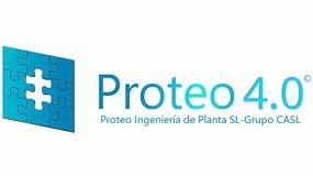 Foto de Proteo 4.0 lanza al mercado su comunicación con OPC UA