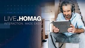 Foto de Live.Homag: interacción y soluciones innovadoras