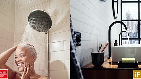 Foto de Los iF Design Award 2021 otorgan el sello 'Winner' a 19 productos hansgrohe y Axor