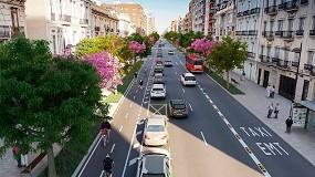 """Foto de La nueva avenida del Port de Valencia pasará """"de autopista urbana a paseo al mar"""""""