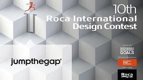 Foto de Roca lanza la décima edición de su concurso internacional de diseño, jumpthegap