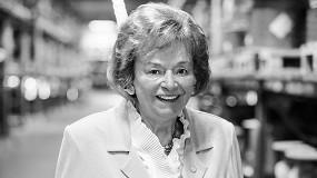 Foto de Fallece Ursula Ida Lapp, fundadora de Lapp