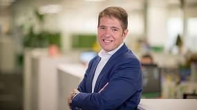 Foto de Óscar Martín, consejero delegado de Ecoembes, elegido nuevo presidente de Expra