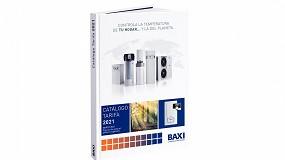 Foto de Baxi presenta la edición 2021 de su Catálogo Tarifa