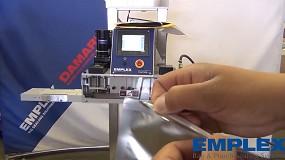 Foto de Máquina para selar sacos Plex Pack (vídeo)